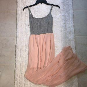 Forever 21 flowy maxi dress